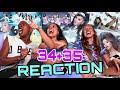 ARIANA GRANDE IS SO DISRESPECTFUL... (34+35 reaction video)