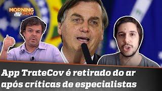 Adrilles condena fala de Joel sobre crimes de responsabilidade de Bolsonaro