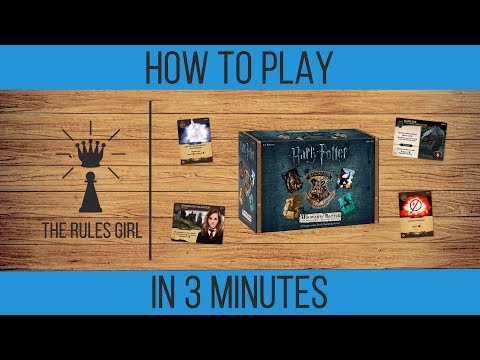 How to Play Harry Potter Hogwarts Battle: Monster Box of Monsters in 3 Minutes - The Rules Girl