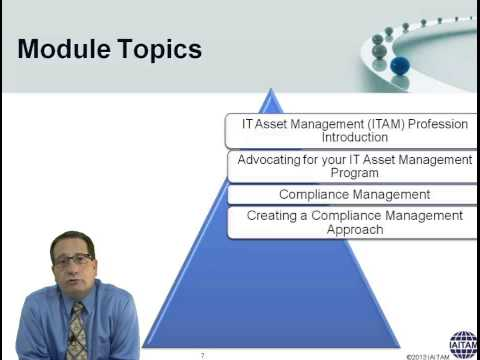 Learn about Software Asset Management and Becoming Certified ...