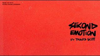 Justin Bieber - Second Emotion (feat. Travis Scott)(Audio)