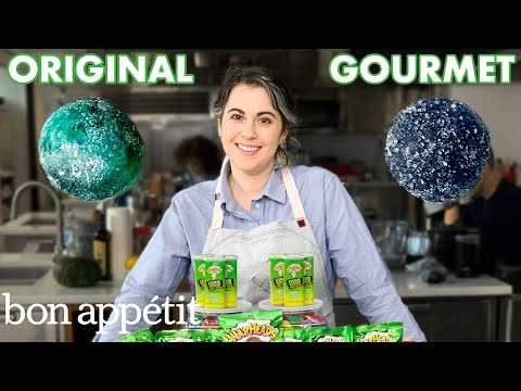 Pastry Chef Attempts to Make Gourmet Warheads | Gourmet Makes | Bon Appétit