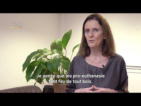 """Proposition de loi pour """"une fin de vie libre et choisie"""" : trois questions à Caroline Roux"""