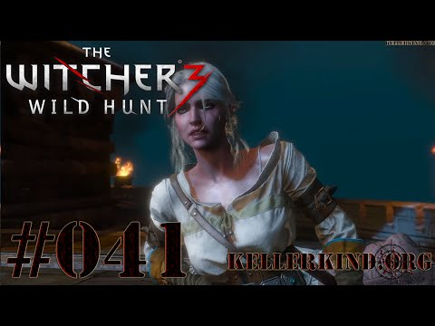 The Witcher 3 [HD|60FPS] #041 Die Befreiung ★ Let's Play The Witcher 3