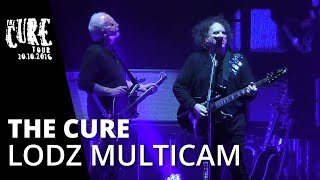 The Cure Burn Live Video