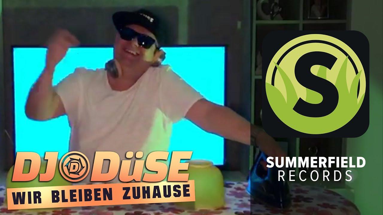 DJ Düse – Wir bleiben Zuhause