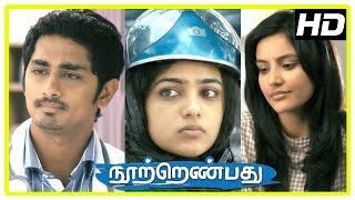 180 Tamil Movie Comedy Scenes   Siddharth   Nithya Menen   Priya Anand   Moulee   Geetha