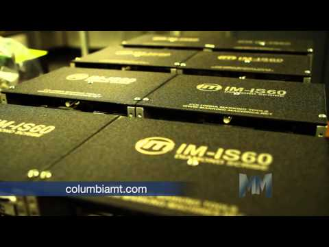 Columbia Marking Tools Featured on Manufacturing Marvels