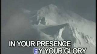 I Want to be where you are by Don Moen Videoke