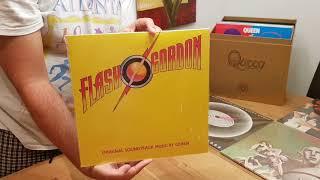 Queen vinyl studio collection box set