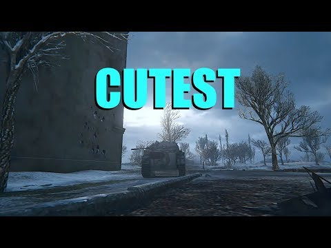 WOT - Cute is Cute | World of Tanks