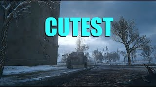 WOT - Cute is Cute | World of Tanks