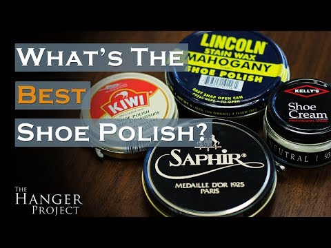 What is the Best Shoe Polish? | Shoe Polish Review