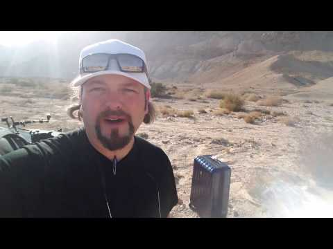 Lone Shooter On-The-Fly wDesert Situation