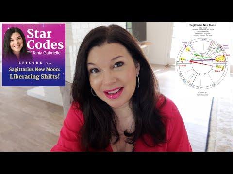 Sagittarius NEW MOON November 26: LIBERATING SHIFTS!