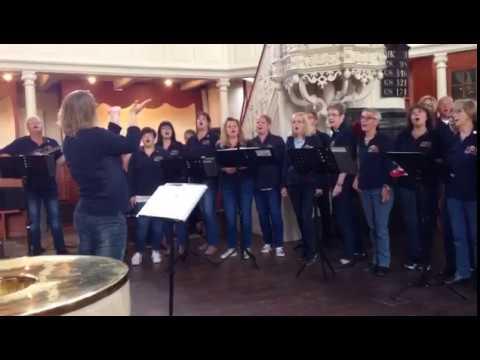 """Halleluja"" (Ausschnitt) – Chorfest Leer 2017"