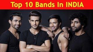 Top 10 Famous Bands In INDIA     Musical Guruji