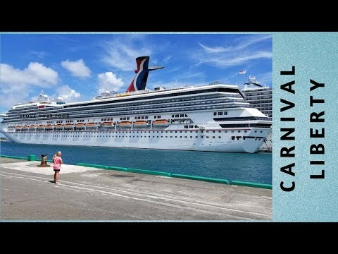 Carnival Liberty 2018|| Cruise To Bahamas