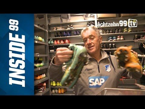 Heinz S. aus S. - Herr über Schuh, Ball und Eckfahne