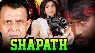 Shapath 1997 Full Hindi Movie  Mithun Chakraborty Jackie Shroff Harish Ramya Krishna