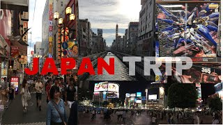 Summer Holiday Trip JAPAN 2017