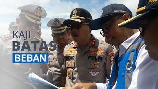 Polisi akan Kaji Pembatasan Beban Kendaraan di Tol Cipularang KM 118