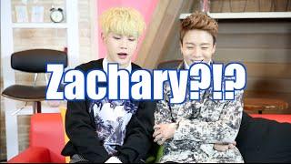 Kpop Stars Pronounce Western Male Names