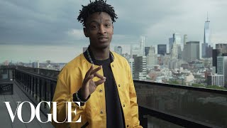 Getting Ready With 21 Savage | Vogue - Video Youtube