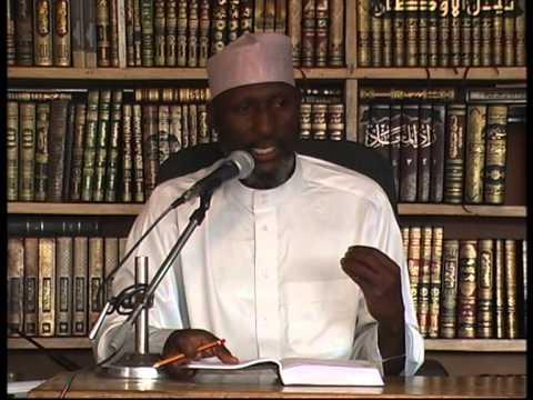 Sheikh Awwal Albany Zaria(Umdatul Ahkam 6c)