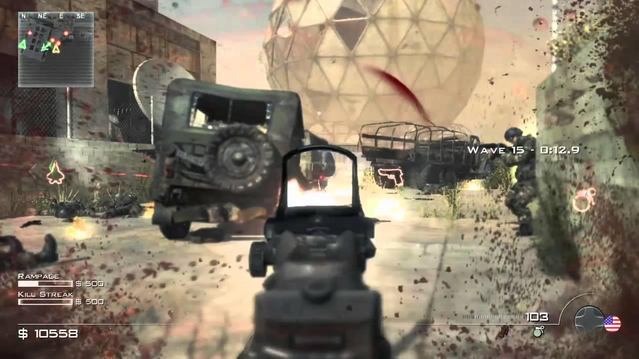 A Deep Look At Modern Warfare 3's Spec Ops Survival Mode