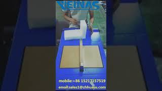 epe foam manual bonding equipment