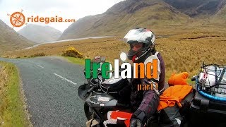 Ep 72 - Ireland ( part1 )- Motorcycle Trip Around Europe -