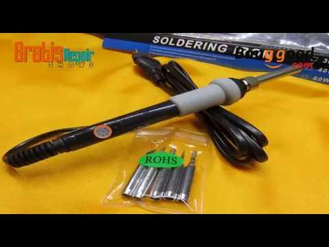 Soldering Iron Mustool MT223 60W