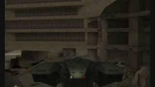 Halo 2 Vista; Outskirts Pelican Mod