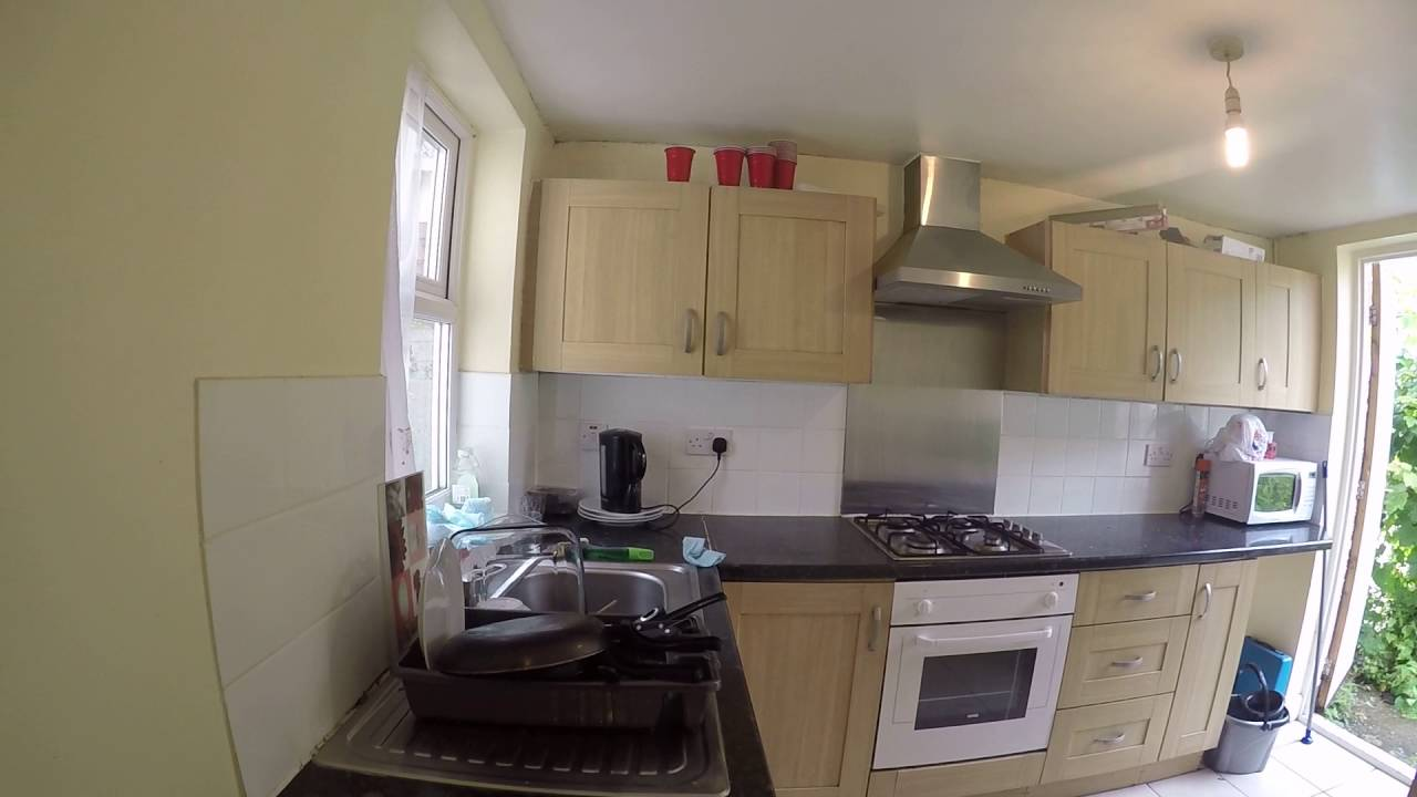 Rooms available to rent in 6-bedroom houseshare with a garden