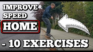 Badminton: SPEED at HOME – 10 Exercises