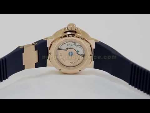 Часы Ulysse Nardin Marine Chronometer AAA класса