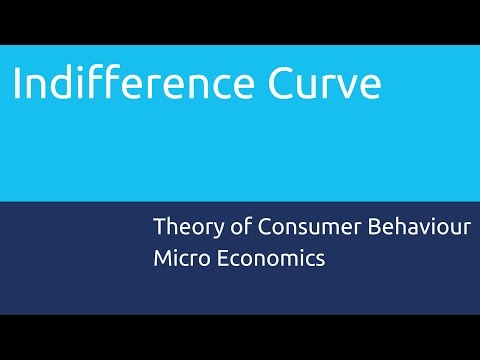 notes on consumer theory