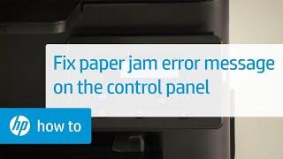 hp printer 8720 paper jam - TH-Clip