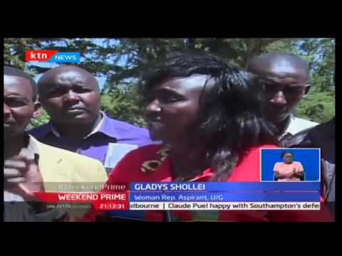 KTN Prime: Uasin Gishu County aspirants raise concerns over reluctant ID holders