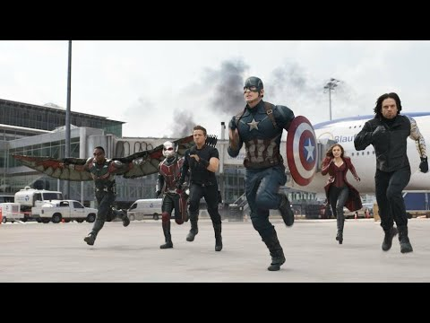 CAPTAIN AMERICA : CIVIL WAR Full movie (HINDI) In Minutes