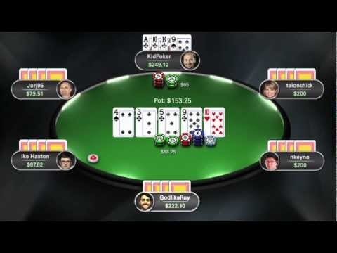 Learn Omaha Hi/Lo Poker