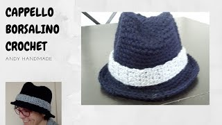 Tutorial Cappello Uncinetto Facile Kênh Video Giải Trí Dành Cho
