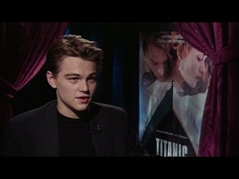Kate Winslet and Leo DiCaprio look back at 'Titanic'
