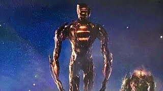 """Marvel didn't wait too long to give us our first look at the upcoming The Eternals after San Diego Comic Con 2019. Concept art for the flick, which will be the second film in the MCU's Phase 4, was recently released online. It depicts a quartet of the ancient beings known as Celestials walking across the surface of a barren planet.  We've been introduced to these beings just a couple of times before, once in each of the Guardians of the Galaxy movies. In Guardians Vol. 1, our heroes traveled to the mining colony of Exitar to meet with The Collector, who had some knowledge to impart about the Infinity Stones. Exitar is situated within Knowhere, which is actually the severed head of a deceased Celestial. A later scene also seemed to showcase a look at a Celestial as it uses the Power Stone to effortlessly destroy an entire planet.  In Guardians Vol. 2, we got our first proper introduction to one of the all-powerful entities in the form of Ego, the """"Living Planet,"""" who was revealed to be the father of Peter Quill. Ego didn't look a lot like the Celestials pictured, but we can assume that Celestials come in all shapes and sizes. Plus, we can assume from Ego's ability to masquerade as a human that Celestials can also assume other forms if need be.  In Marvel lore, the Celestials existed before virtually any other form of sentient life in the universe. Millions of years ago, they were responsible for the creation of the Eternals — near-immortal, superpowered humanoids — and their polar opposite race, the Deviants, which are essentially the Eternal equivalent of mutants.  The two races have been locked in struggle for centuries, with the Eternals tasked with defending Earth from the Deviants' conquest. Thus far in the MCU, we haven't met any Eternals that we know of, but we have met one Deviant. Thanos, the Mad Titan who embarked on a quest to collect all six Infinity Stones and wipe out half of all life in the universe, carries the Deviant gene in Marvel comics.   It's no"""