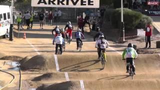 preview picture of video '2014/10/19 Bmx Race Vitrolles Trophée d'automne Benjamin Novice - Demi Finale'