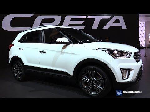 Hyundai  Creta Паркетник класса J - рекламное видео 3