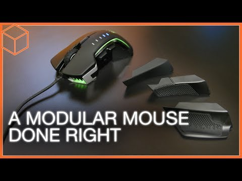 Corsair Glaive RGB Optical Gaming Mouse Review – 3 Awesome Mice in 1