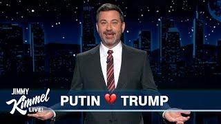 Even Vladimir Putin & Mitch McConnell Know Trump Lost
