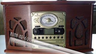 auna NR-620 Musikanlage im Retro Design review